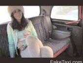 Faketaxi - Horny Stunner Enjoys Anal Sex