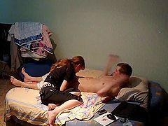 Видео смотреть жена порно транс с большим в телефоне